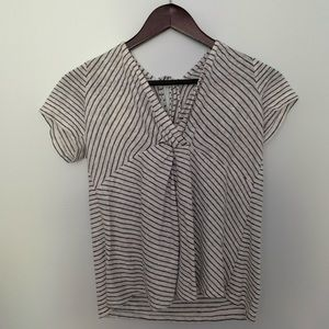 Maeve by Anthropologie Stripped Top